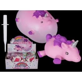 Balón Unicornio Hinchable 30 cm
