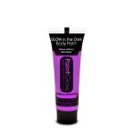 Maquillaje Glow In The Dark Transparente 10Ml