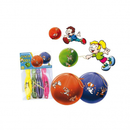 Globo balón bolsa 50 udes. 45 cm ø
