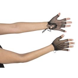 Guante gótico sin dedos