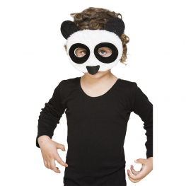 Careta oso panda