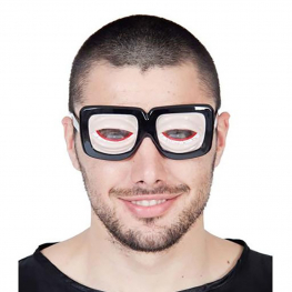 Gafas ojos saltones
