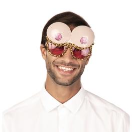 Gafas con pechos