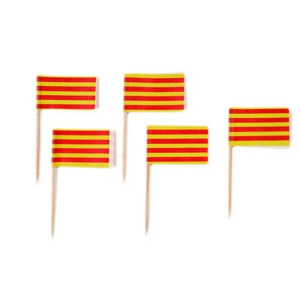 Paquete banderas quatribarrada
