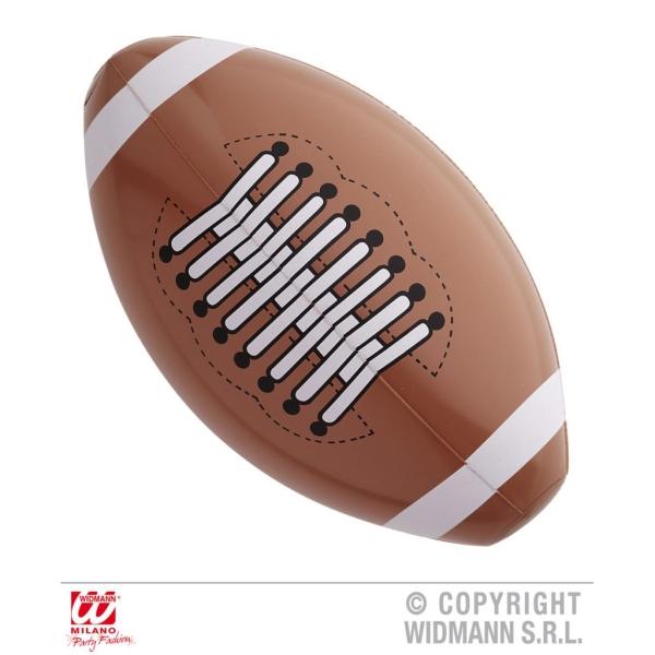 Balón de fútbol americano inflable
