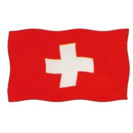 Bandera Suiza 200x120 cm