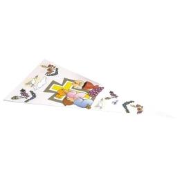 Bolsa cono comunión 20x40 cm