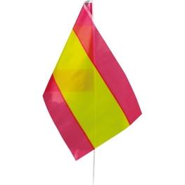 Bandera Con Palo España