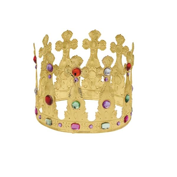 Corona rey pedrerÍa