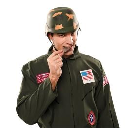 Casco Militar-Camuflage