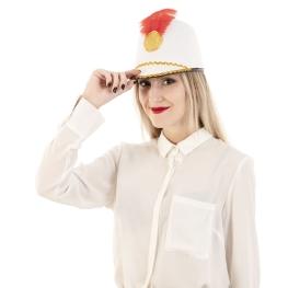 Sombrero Majorette 18X23,5X8 Cm.