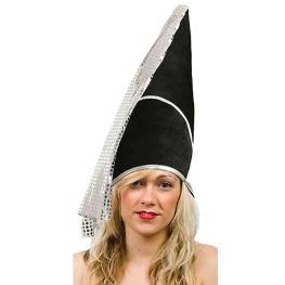 Sombrero princesa medieval