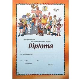 Diploma animación deporte