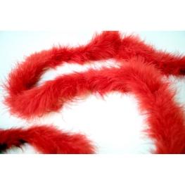 Boa Marabu Rojo a Metros