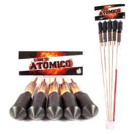 Cohete Trueno Atomico 5 Udes