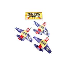 Escuadrilla De Ataque 3 Unidades