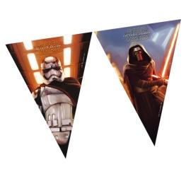 Banderitas Triang. Star Wars Epis.Viii