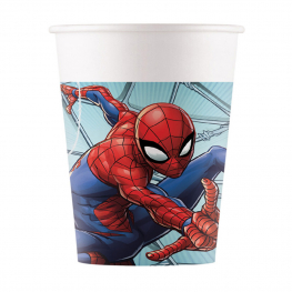 Vaso spiderman 8udes