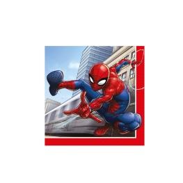 Servilleta spiderman 20udes