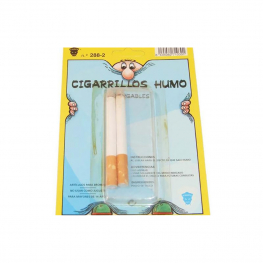 Cigarrillo humo blister