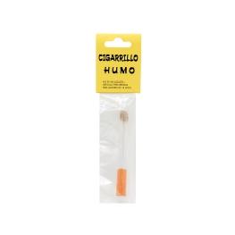 Cigarrillo humo blister