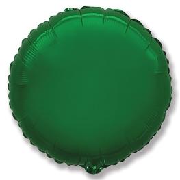 Globo redondo helio 46cm  verde