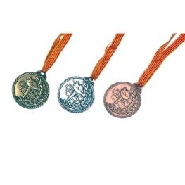 Medalla 50Mm Bronce
