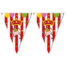 Tira bandera circus