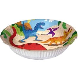 Bowl dinosaurios 6 unidades