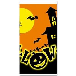 Mantel Halloween plegado