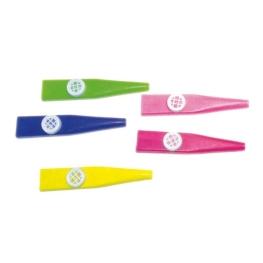 Flauta murga plástico