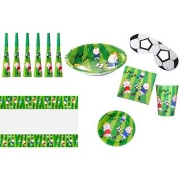 Pack picnic fútbol para 6 personas