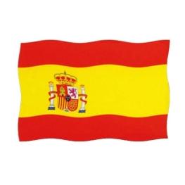 Bandera España 100x65 cm