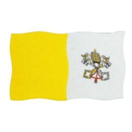 Bandera Vaticano 100x65 cm