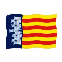 Bandera Mallorca 100x65 cm