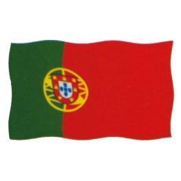Bandera Portugal 150x100 cm