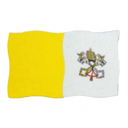 Bandera Vaticano 150x100 cm