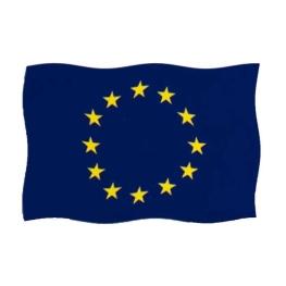 Bandera Europa 150x100 cm