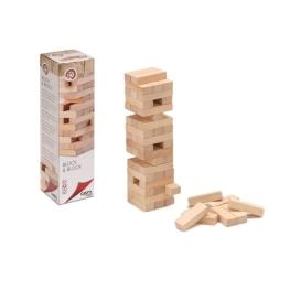 Block & Block (54 piezas de 2.3x1.5x6.9cm)