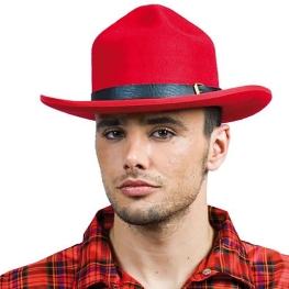 Sombrero Canadiense Rojo