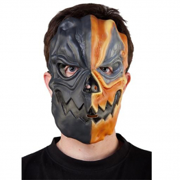 Mascara Calabaza Demonio