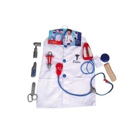 Conjunto de complementos para disfraz de médico