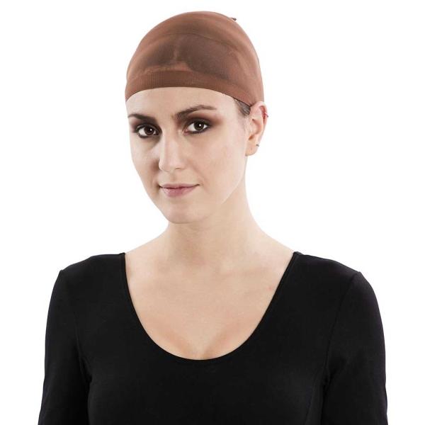 Redecilla marrón para pelucas 2udes.