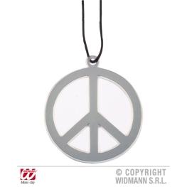 Collar hippie plastico