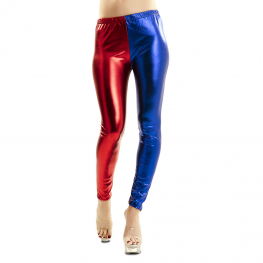 Leggings Rojo-Azul