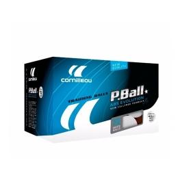 Pelotas ping-pong Cornilleau P-ball 72 uds