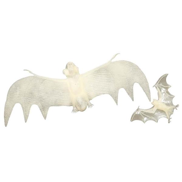 Set murciélagos que brillan en la oscuridad