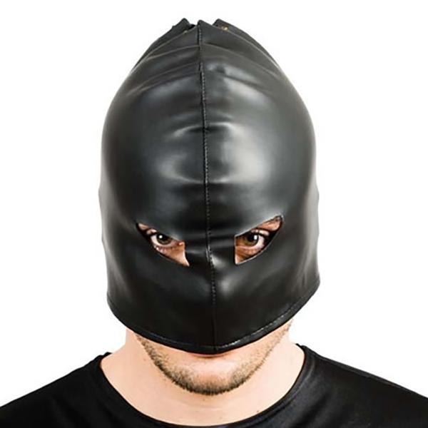 Máscara negra verdugo