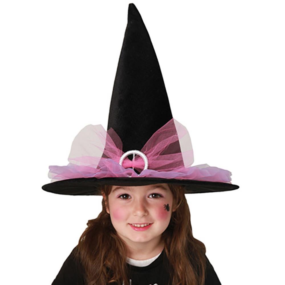Sombrero bruja negro-lila a472de2e14d