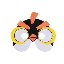 Máscara pajarito  Amarillo